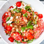 An easy recipe to use all those homegrown tomatoes