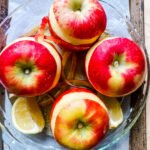 Baked apples are something I make at least once every fall,