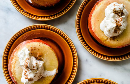 Baked apples are something I make at least once every fall